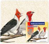 Ração para Pássaros Mistura para Cardeal e Galo de Campina Nutripássaros-500g - Nutripassaros