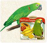 Ração para Pássaros Mistura para Papagaios com Frutas Nutripássaros-500g - Nutripassaros