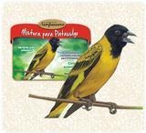 Ração para Pássaros Mistura para Pintassilgo Nutripássaros-500g - Nutripassaros