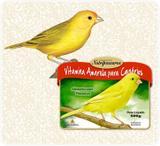 Ração para Pássaros Vitamina Amarela para Canários Nutripássaros-500g - Nutripassaros