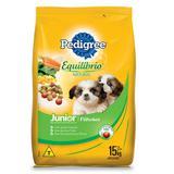 Ração Pedigree Equilíbrio Natural para Cães Filhote 15kg