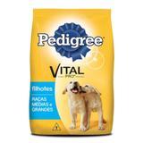 Ração Pedigree Junior para Cães Filhotes de Raças Médias e Grandes - 3 Kg