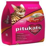 Ração PituKats Premium Mix 7 kg