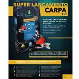 Ração Poytara Carpa Mix 6x1 6Kg