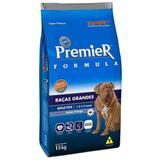 Ração Premier Fórmula Para Cães Adultos Raças Grandes e Gigantes Sabor Frango - Premier pet