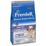 Ração Premier Raças Específicas Para Cães Filhotes Shih Tzu Sabor Frango - Premier pet