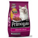 Ração Premium Para Gatos Primogato Blend 10,1 kg - Hercosul alimentos