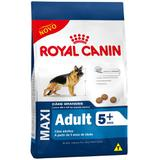 Ração Royal Canin Maxi Adult 5+ - 15Kg
