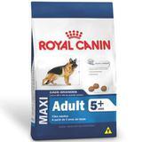 Ração Royal Canin Maxi Adult 5+ para Cães Raças Grandes com mais de 5 Anos- 15 Kg
