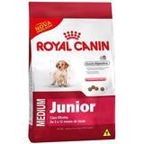 Ração Royal Canin Medium Junior