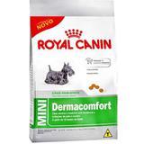 Ração Royal Canin Mini Dermacomfort para Cães Raças Pequenas Adultos e Idosos- 1 Kg