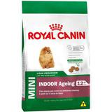 Ração Royal Canin Mini Indoor Ageing+12