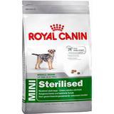 Ração Royal Canin Mini Sterilised para Cães Adultos Castrados de Raças Pequenas - 1kg
