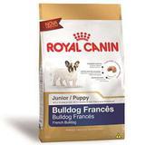Ração Royal Canin Raça Bulldog Francês Filhote-1 Kg