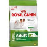 Ração Royal Canin X-Small Adult +8 para Cães Adultos - 1kg