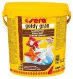 Ração Sera Goldy Gran  Kinguios E Carpas 2,900 Kg.