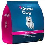 Ração Show Dog Original Sabor Carne 15 kg