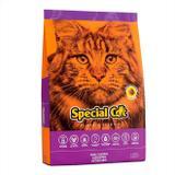Ração Special Cat Premium Gatos Adultos Castrados 10.1Kg