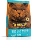 Ração Special Cat Premium Peixe para Gatos de Todas as Idades - 20KG - Special dog