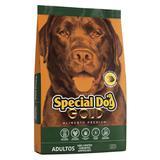 Ração special dog gold premium para cães adultos 15kg
