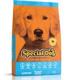 Ração Special Dog Júnior para Cães Filhotes - 10.1KG