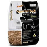 Ração Special Dog Super Premium Prime Frango e Arroz para Cães Filhotes - 25 Kg