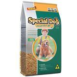 Ração Special Dog Vegetais para Cães Adultos - 10.1KG