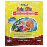 Ração Tetra ColorBits Granules 15g
