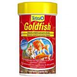 Ração Tetra Goldfish Flakes 20g Flocos