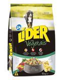 Ração Total Alimentos Líder Chips Para Cães Sabor Carne Com Vegetais 15kg