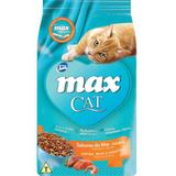 Ração Total Max Cat Sabores Do Mar Para Gatos Adultos 20Kg