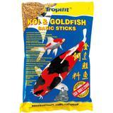 Ração Tropical Koi  GoldFish Basic Sticks 90g