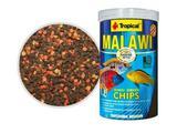 Ração Tropical Malawi Chips 130g P/ Ciclídeos