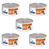 Ração Úmida AD Hills para Cães e Gatos - kit com 5 latas de 156 g - Hill's