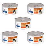 Ração Úmida AD Hills para Cães e Gatos - kit com 5 latas de 156 g - Hills