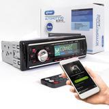Radio Automotivo Knup KP-C18BH MP3 Player Bluetooth 4X25W RMS USB/ SD/ AUX