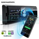 Radio Automotivo MP3 Bluetooth SD USB FM - First option