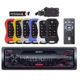 Radio Automotivo Sony Xplod Dsx A110 Usb + Controle Stetsom