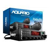 Rádio px 80 canais homologado am-ssb-lsb-usb RP-80 - Aquário