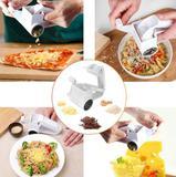 Ralador manual com prensa e manivela de queijo legumes chocolate - Wincy