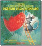 Ratinho, o morango vermelho maduro e o grande urso - Brinque book
