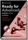 Ready for advanced workbook with key pack-3rd ed - Macmillan