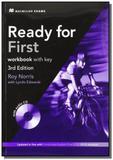 Ready for fce workbook  key  audio cd pack - Macmillan