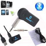 Receptor Bluetooth Receiver P2 Musica Celular Para Som Carro