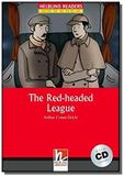 Red-headed league, the with cd - beginner - Disal editora