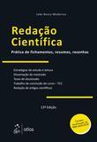 Redação Científica - Prática de fichamentos, resumos, resenhas
