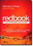 Redbook - O Livro Energético das Vendas - Saraiva (geral) - grupo somos