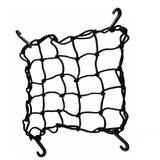 Rede Elastica P/ Capacete Preta 35x35 Aranha 1099 Msextensor - Ms extensor