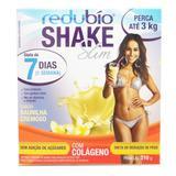 Redubío Shake Slim 210g Sabor Baunilha - Cimed