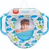 Redutor Assento Para Vaso Infantil Com Alça Buba Baby Dino